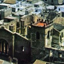 Catedral de Cartagena - Solo techumbre