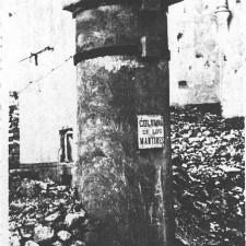 Columna de los Mártires - Plataforma Ciudadana Virgen de la Caridad