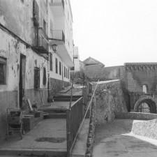 Fachada Catedral - casas desaparecidas