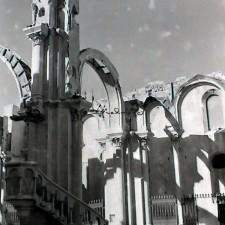 Detalle Púlpito Catedral de Cartagena