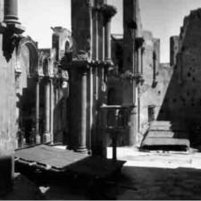 Vista general sondeos excavacionnes Pedro A. San Martín Moro - 1958