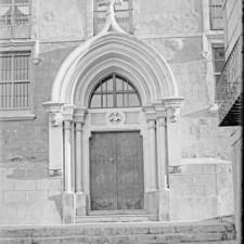 Catedral de Cartagena - acceso 1