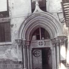 Catedral de Cartagena - acceso 2