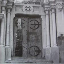 Catedral de Cartagena - acceso 3